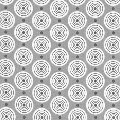 Popeline kringen 4 – grijs