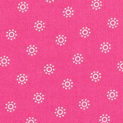 Poplin Sol 4 – hot pink