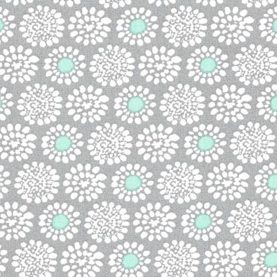Blossom Magic Poplin 2 – peppermint