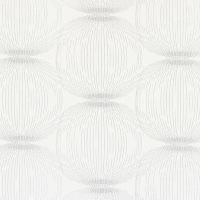 ARVIDSSONS TEXTIL – Fuji – bianco/argento