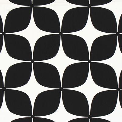 ARVIDSSONS TEXTIL – Diamant – bianco/nero