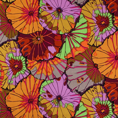ROWAN - Lotus Leaf 5