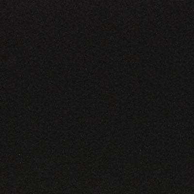 Satin de soie – noir
