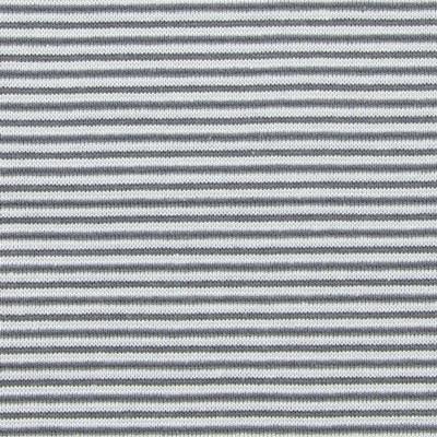 Ringelbündchen 11 - grau