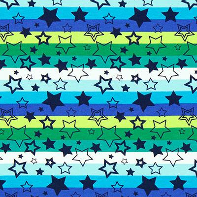 Jersey Sterren en strepen 1 – groen/blauw