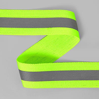 Reflex grosgrain ribbon 'Lights' | 5