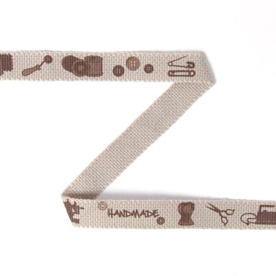 """Ripsband """"Handmade"""" 4"""