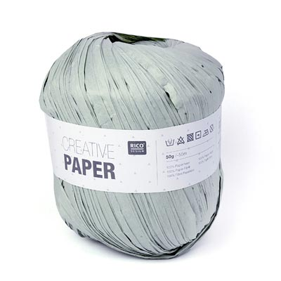 Creative Paper - Papiergarn | Rico Design, 50 g