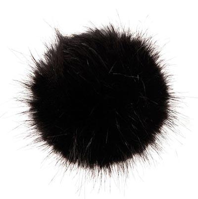 Pompon fausse fourrure, 10 cm | 4