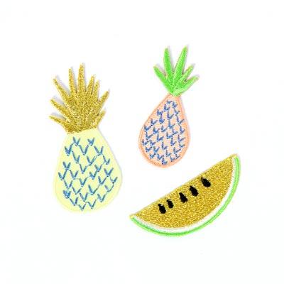 Tropical Fruit Patches   Rico Design