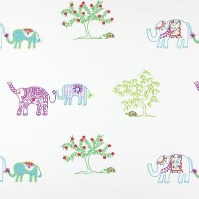 Taras Indische olifant 2