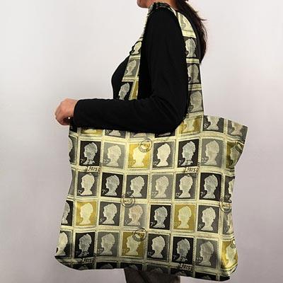 Nowa tkanina dekoracyjna o wyszukanym wzorze