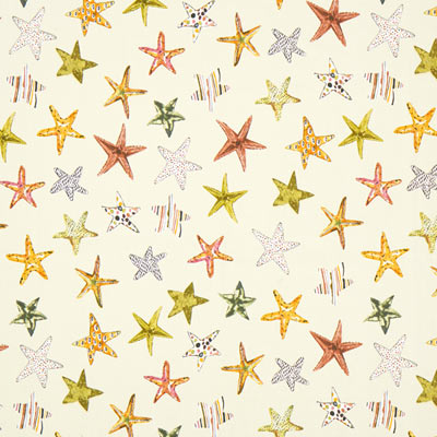 Panama Starfish 2 – cream