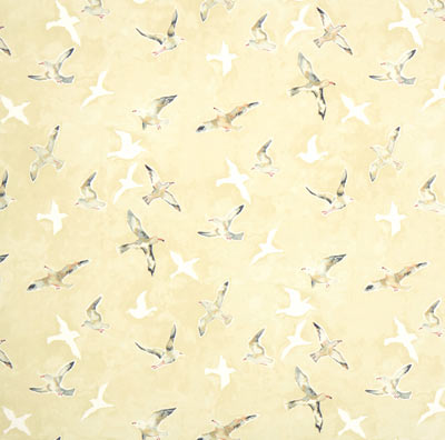 Panama Seagulls 1 – beige