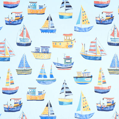 Panama Boat Club 2 – light blue
