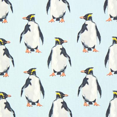 Panama Penguin 2 – lichtblauw