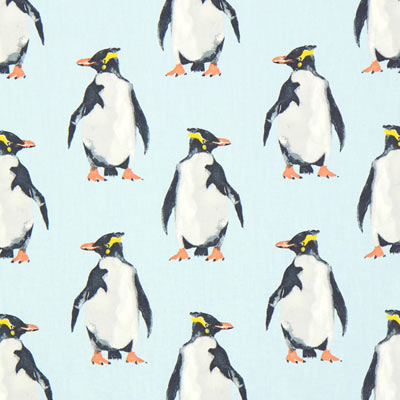 Panama Penguin 2 – light blue