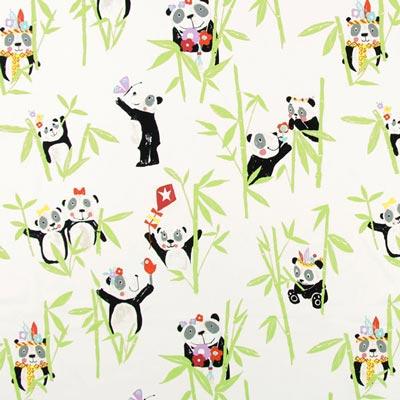 Half Panama Panda – kleurenmix