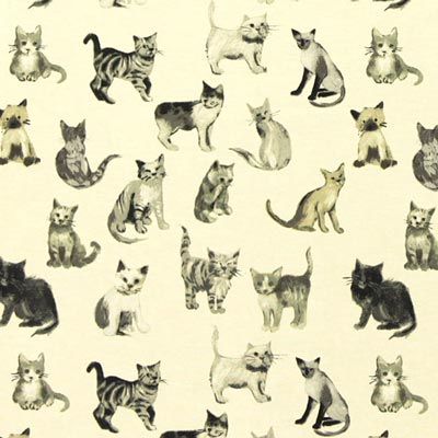 Cool Cats et Hot Dogs – jolis motifs animaux