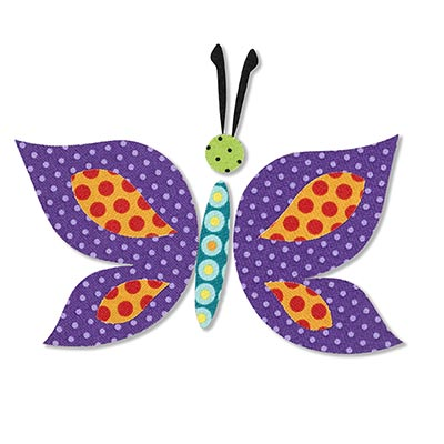Butterfly Puzzle Patch | Prym