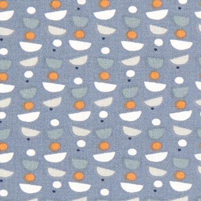 Cretona Cuppa 3 – azul grisáceo pálido
