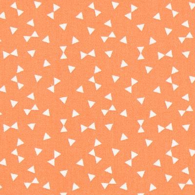 Cretonne Driehoeken Yozid 3 – oranje
