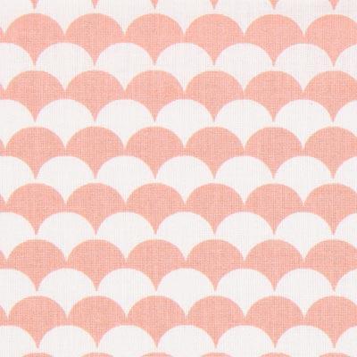 Cretona Láminas Ecay 1 – blanco/rosa antiguo