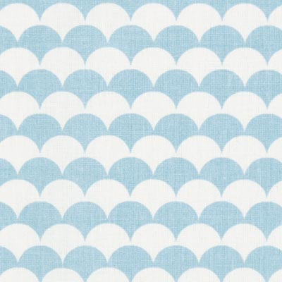 Cretona Láminas Ecay 2 – blanco/azul baby
