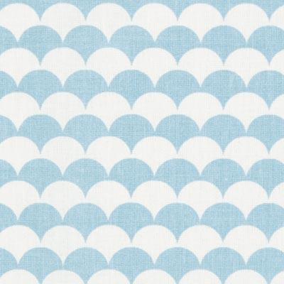 Ecay Arch Cretonne 2 – white/baby blue