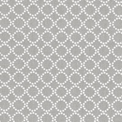 Cretonne Cirkels Kusemin 3 – grijs
