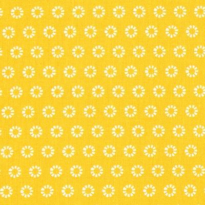 Cretonne Zonnestralen Wim 4 – geel