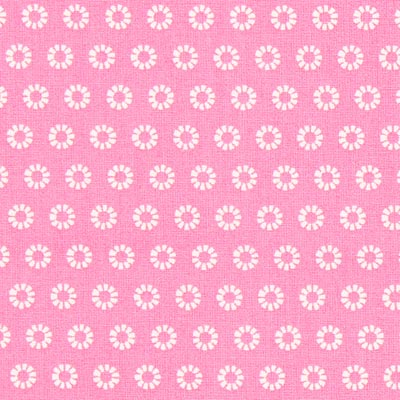 Cretonne Zonnestralen Wim 7 – pink