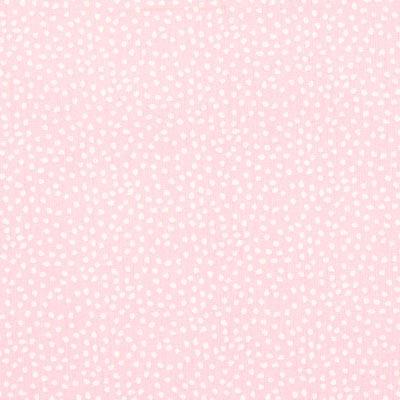 Cretonne Spikkels Tassi 3 – lichtroze