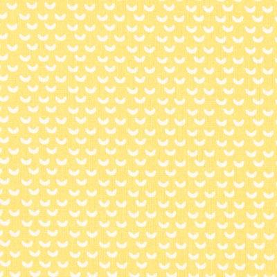 Cretonne Wago – zonnegeel