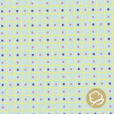 Tula Style - Circles - mintgrün