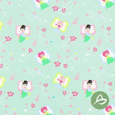 Tula Fairy ekologisk bomull GOTS – mintgrön