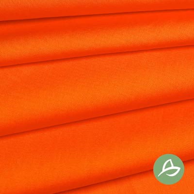 Tula Organic Cotton – orange - GOTS certified