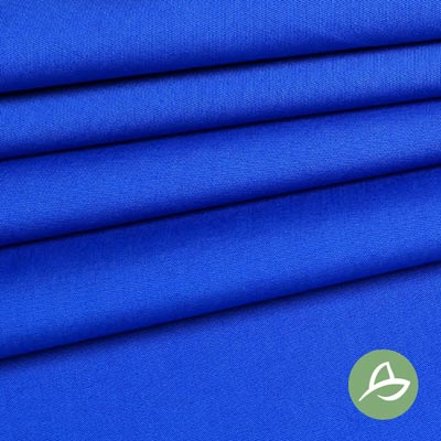 Tula Organic Cotton – royal blue - GOTS certified