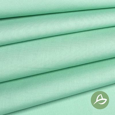 Tula Organic Cotton – mint green - GOTS certified