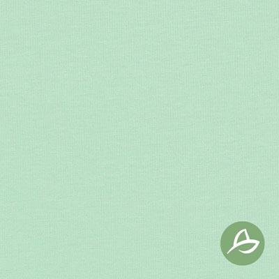 Tula Organic Jersey – peppermint - GOTS certified