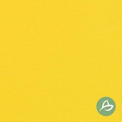 Tula jersey GOTS – zonnegeel