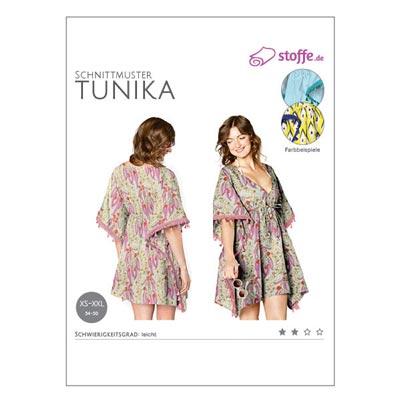 Schnittmuster Tunika