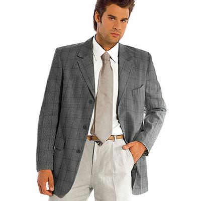 Tissus de costume largement réduits