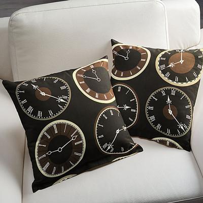 Tik, tak: limitovane dekoracni latky s motivem hodin