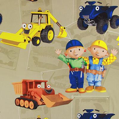 Dětské látky: Bob stavitel nové