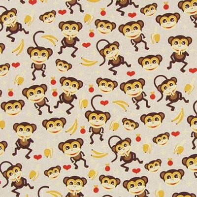 Half-Panama Little Monkeys