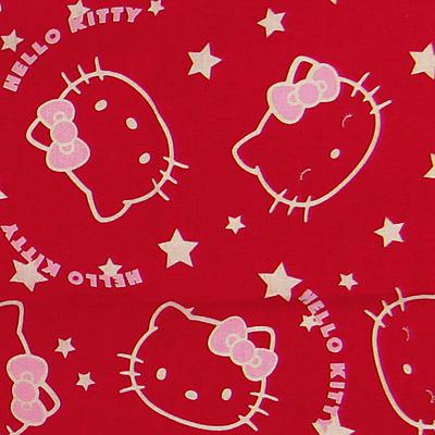 Telas Hello Kitty: La tela de la que son los sueños de las niñas