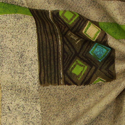 Africké dekorační látky: Barevné vzory pro Váš domov