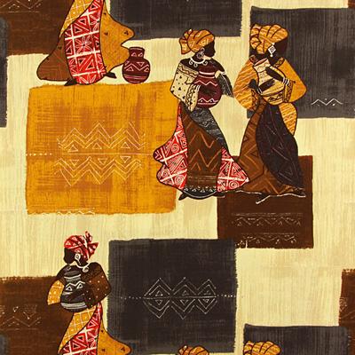 Afrykańskie tkaniny dekoracyjne: Barwne wzory dla domu