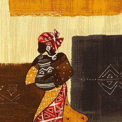 Tessuti arredo stile Africa: fantasie coloratissime per i vostri arredi